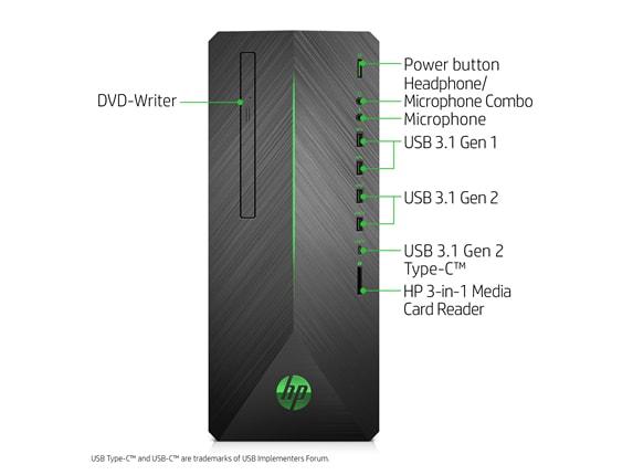 HP Pavilion Gaming 790-0020